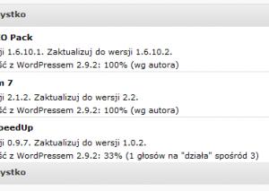 WordPress automatyczna aktualizacjia