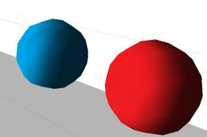 Multi agent simulation 2 - wygląd podstawowy